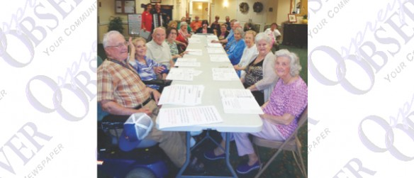 The Bridges Chorus Provides Music, Memories And Merriment