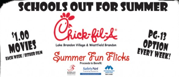 AMC Teams With Holmberg Chick-fil-A For Summer Movie Camp Program