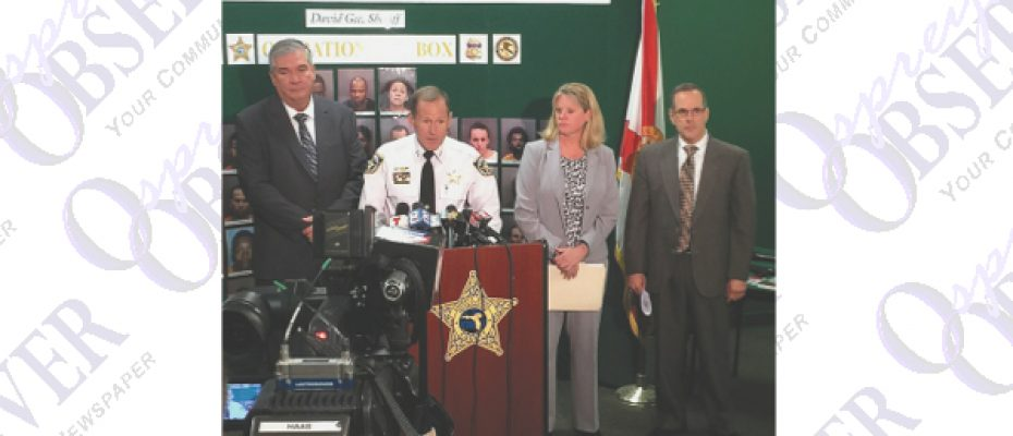 Sheriff Reports Crime Rate Drop In Hillsborough