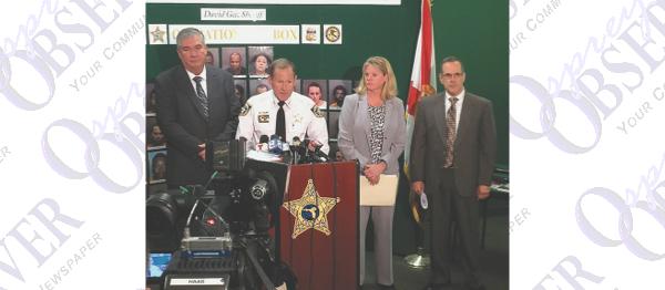 Sheriff Reports Crime Rate Drop In Hillsborough