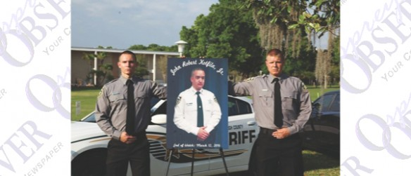 MADD Dedicates Walk To Valrico Deputy Killed By Wrong-Way Drunk Driver