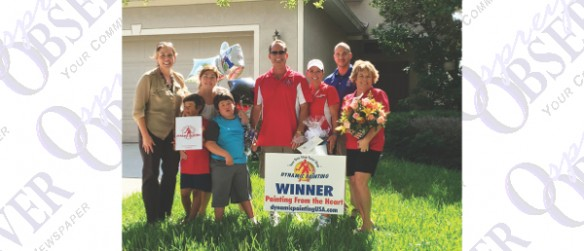 Painting From The Heart Seeks Single Mom To Receive Exterior Home Makeover