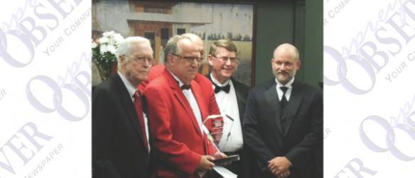 Florida Strawberry Festival Association Received Heritage Award