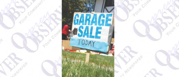 HOA: How To Host A Community Garage Sale