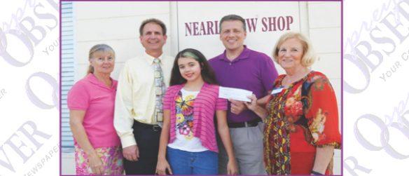 Interfaith Council Of Sun City Center Awards $12,000 Grant To United Methodist Church Of Sun City Center