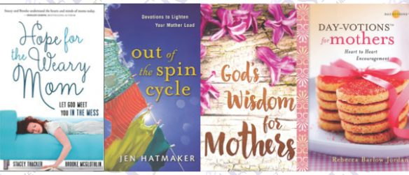 Hooked On Christian Books: Mother's Day Reading