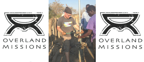 Local Missionary Building Wells In Zambia