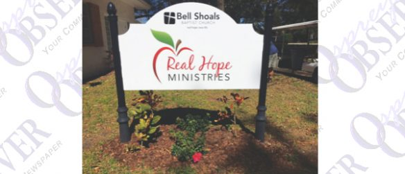 Bell Shoals Baptist Church Redesigns Food Pantry
