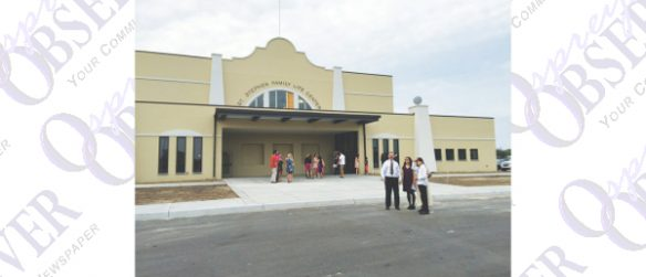 St. Stephen Catholic Church Expansion On Boyette Campus With New Family Life Center