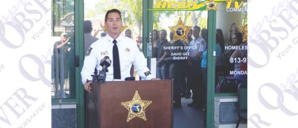 HCSO Celebrates Grand Opening Of Homeless Initiative Community Outreach Center