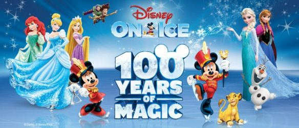 Disney On Ice Celebrates 100 Years Of Magic With New Show