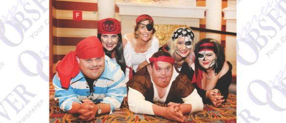 Buddy Cruise Raising Funds, Awareness For Down Syndrome