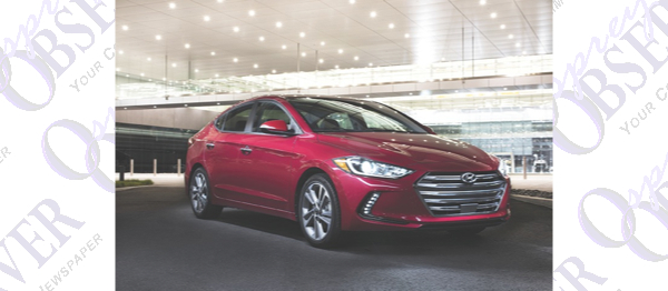 REVAMPED 2017 ELANTRA IS A NO-BRAINER