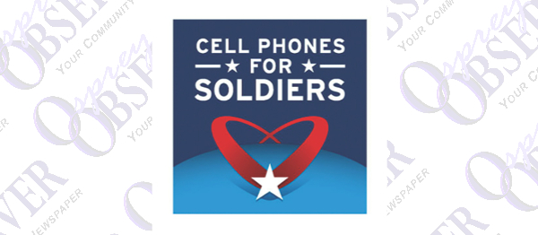 Donate Your Old Phone To Help A Soldier