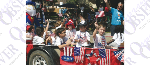 Florida's Largest Fourth Of July Parade Presented By The Community Roundtable