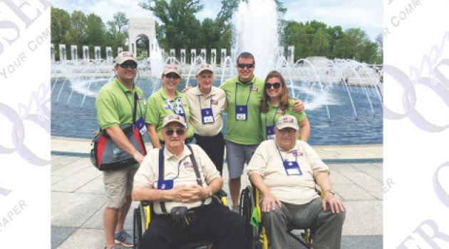 Local Businesses Sponsor Recent Honor Flight Mission To Washington D.C.
