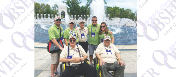 Local Businesses Sponsor Recent Honor Flight Mission To Washington D.C.