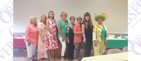 East Hillsborough Art Guild Celebrates Successful Year With Annual Banquet
