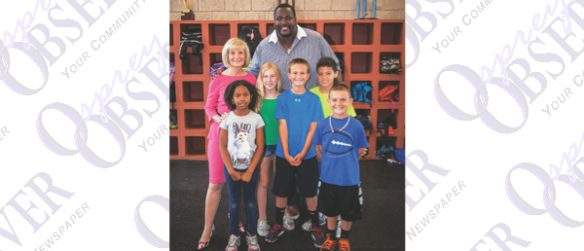 The Blind Side Star Quinton Aaron Partners With Hillsborough County In Anti-Bullying Efforts & More