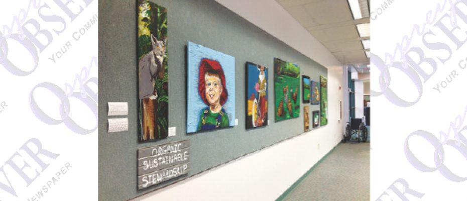 Plant City Resident Charlotte Dillon Paints  A Tribute To Farm Life