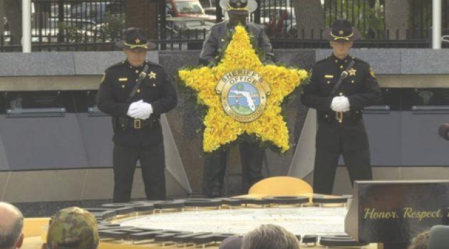 Fallen Deputies Honored During Sheriff's Office Annual Memorial