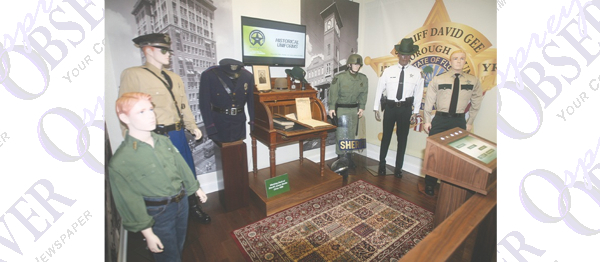 Sheriff's Office Celebrates Law Enforcement History 170 Years In The Making