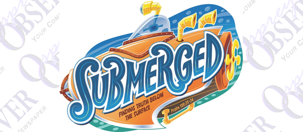 Bell Shoals Vacation Bible School: Submerged