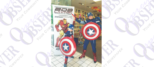 Hollywood Comics, Collectibles Kick Starts Free Comic Book Day