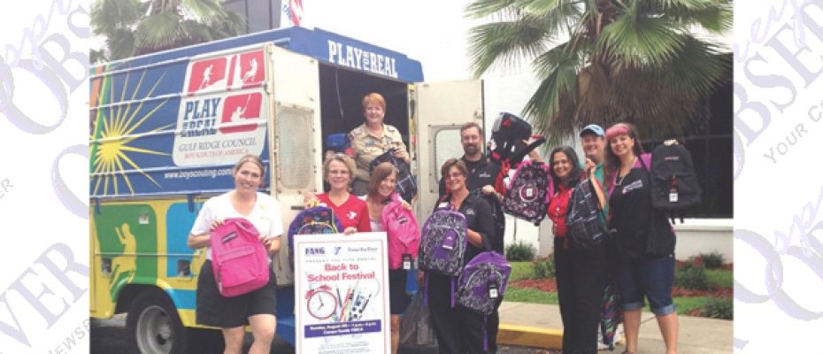 AnnualBackToSchoolFest To Fill Backpacks With Supplies