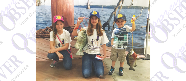 Bass Pro Shops Kicks Off Annual Gone Fishing Event On National Donation Day