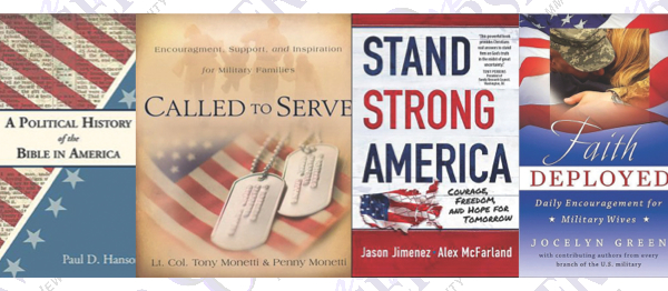 Hooked On Christian Books: Independence Day Readings