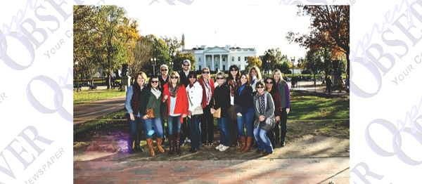 The Brenda Wade Team Visits Washington D.C.