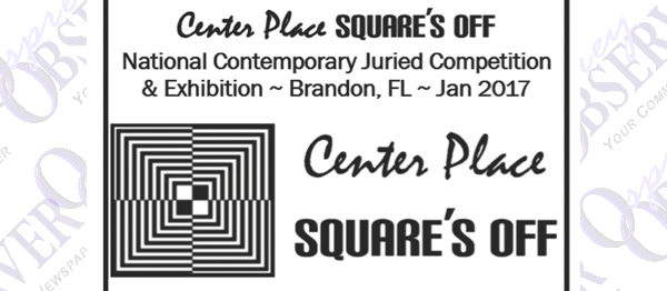 A Call To Artists Issued For Center Place Square's Off Exhibit