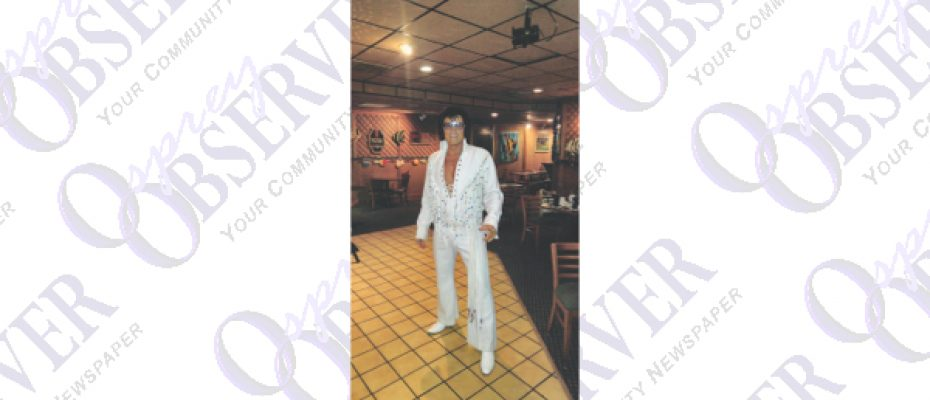 Billy Lindsey Is Tampa's Own Elvis