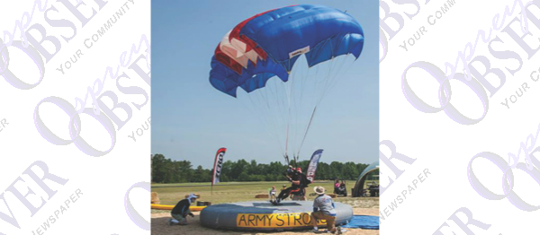 Veterans Among Memorial Day Weekend Skydiving Championship Competitors
