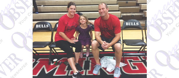 Bloomingdale, Newsome High Faculty Compete For Elianas' Heart Warriors