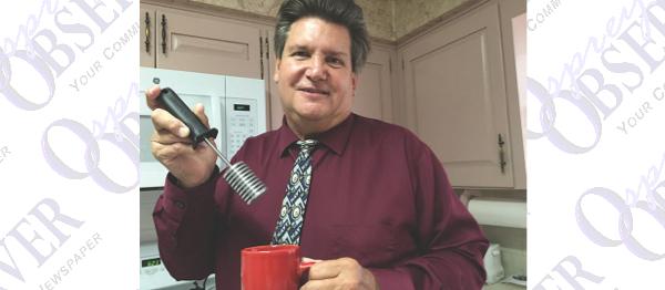 Brandon Lawyer Debuts Invention To Cool Beverages, Soups Quickly