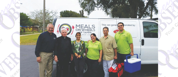 Meals On Wheels Of Tampa Seeking Summer Volunteers