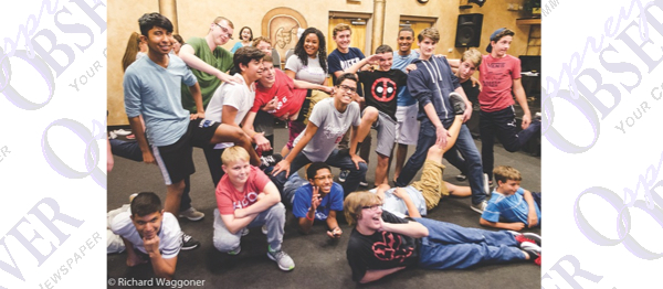 The Florida Academy Of Performing Arts Presents West Side Story