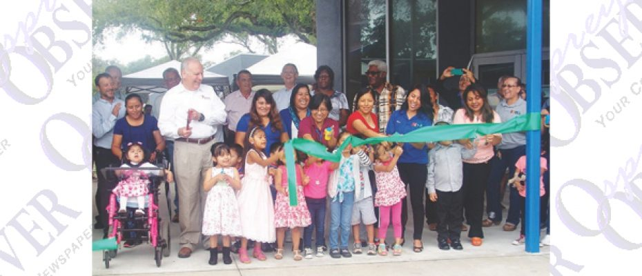 RCMA Dedicate $3.6M Childcare Center For Low-Income Families