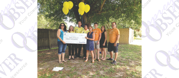 Seeds Of Hope, Inc. Receives $20,000  Grant From General Mills