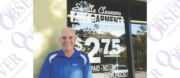Seville Cleaners Celebrates Five Year Anniversary At Second Location