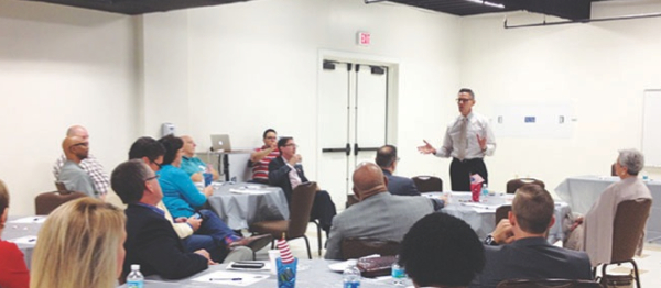 Representative Ross Spano Holds  Small Business Roundtable