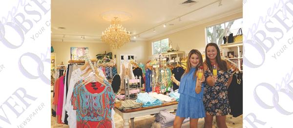T Marie's Boutique: A Place For Parties, Philanthropy