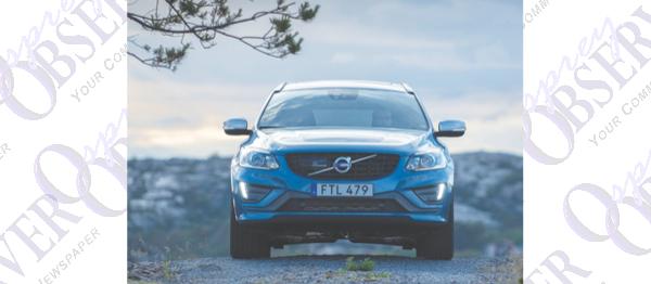2016 Volvo XC60 Is Quick, Roomy & Safe