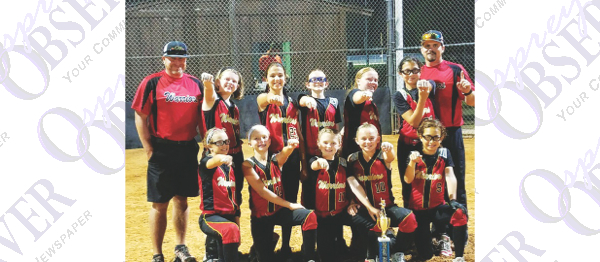 Riverview 10U Lady Warriors Continue 2016 Season Success