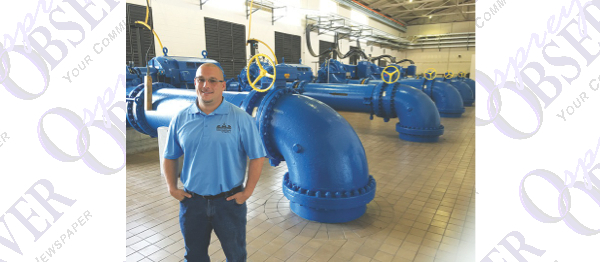 Hillsborough County Counts On Award-Winning Lithia Water Treatment Plant