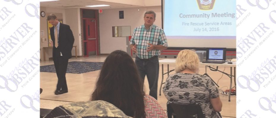 Resident Effort To Keep Fire Rescue Truck In Lithia Heard By Commission