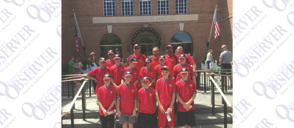 FishHawk Ranch Players Return From Baseball Pilgrimage To Cooperstown