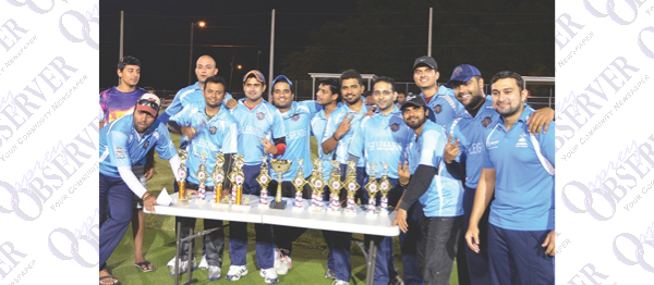 Local Cricket League Holds Pair Of Championship Games